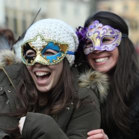 Veselé masky
