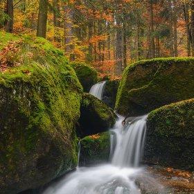 ... Podzim na řece III. ...