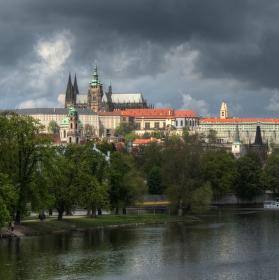 Nedělní Praha