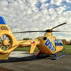 Letecká záchranná služba HK (KRYŠTOF 6)