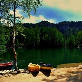 Vzpomínka na léto