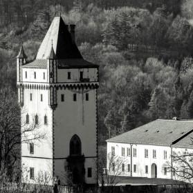 Zámek, Hradec nad Moravicí