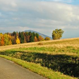 """Rybské podzimní """"hory"""""""