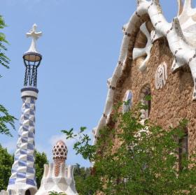 Park Guel - Barcelona