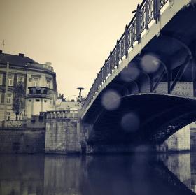 Hradec Králové - Pražský most