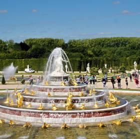 Zahrady ve Versailles