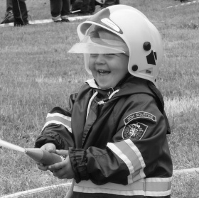 Baby hasič