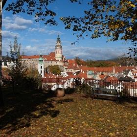 Podzimní Krumlovský průhled