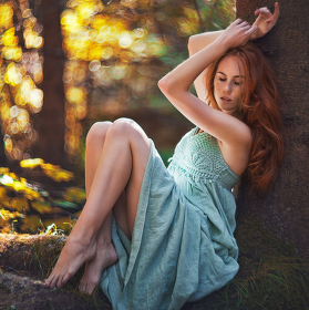 Forest Nymph II