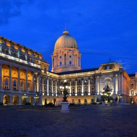 Noční Budapešť 1