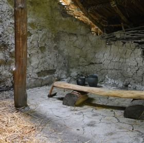 Starověké obydlí