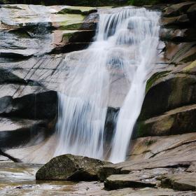 Mumlavsky vodopad