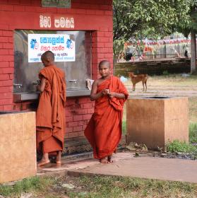 Osvěžení mnichů