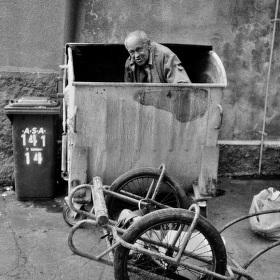 Život bez domova...