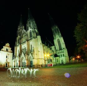 Olomoucký dóm....