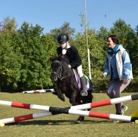 první koňské závody