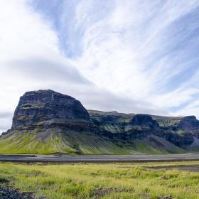 Island - Landmannalaugar - Krásná příroda, čistý vzduch...prostě klid