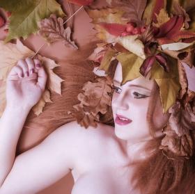 Podzimní královna
