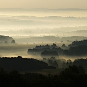 Ráno na Lipnici