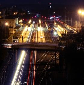 Vlakové nádraží Choceň
