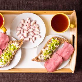 Snídaně pro dva