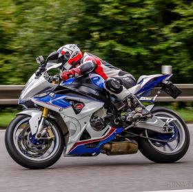 Street fighter BMW Motorrad 1000RR