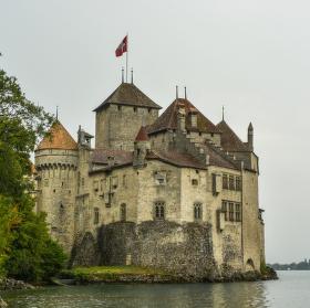 Château de Chillon - SWISS
