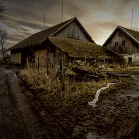Vesnická zákoutí po blátivé zimě