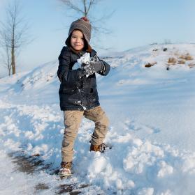 Cesta za sněhem