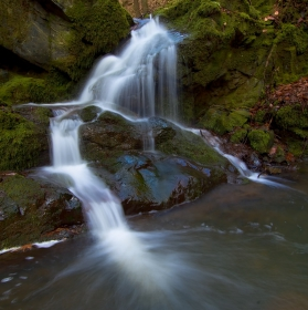 Krašovský vodopád