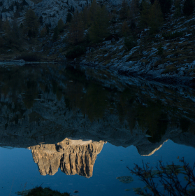 Dvakrát Monte Averau nad Falzaregem