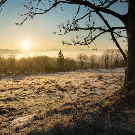 Šumava - ráno