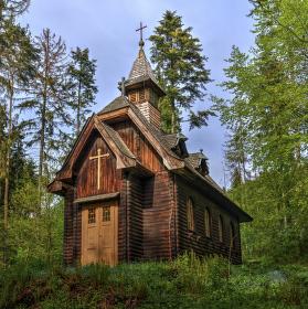 kostelík II ( pohled z druhé strany)