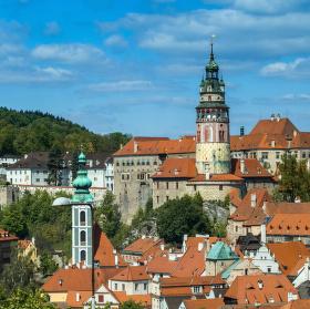 Krumlovská panoramata
