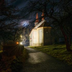 Temná cesta k očistci