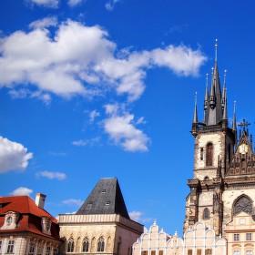 Jednou takhle v Praze....