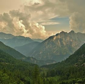 Při toulkách po Julských alpách