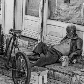 Street pauza