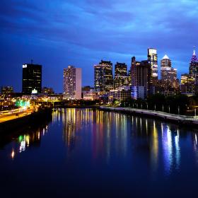 Noční Philadelphia