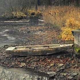 Pravěká loďka