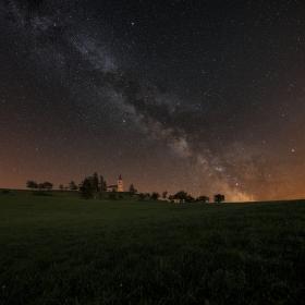Cestou za hvězdami...