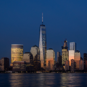 New York se probouzí