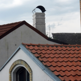 Třeboňské střechy