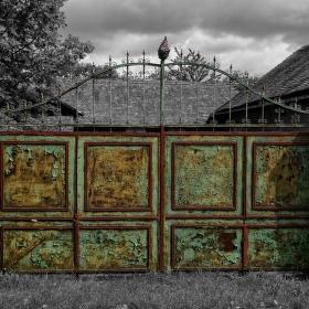 hraběcí vrata