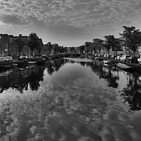 Poklidné ráno v Alkmaaru II.
