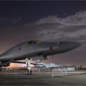 Bombardér B-1B Lancer
