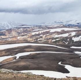 Island - Duhové hory a to doslova!