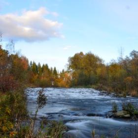 Řeka Morávka