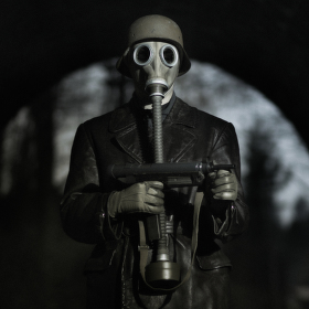 Zlo se skrývá za maskou