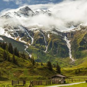 Vzpomínka na Alpy